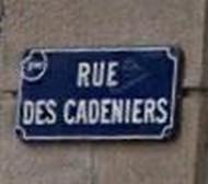 Cadeniers Nantes