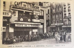 Cafe de l'Europe Nantes