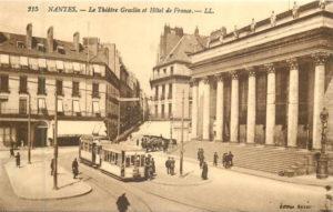 hotel de france Nantes